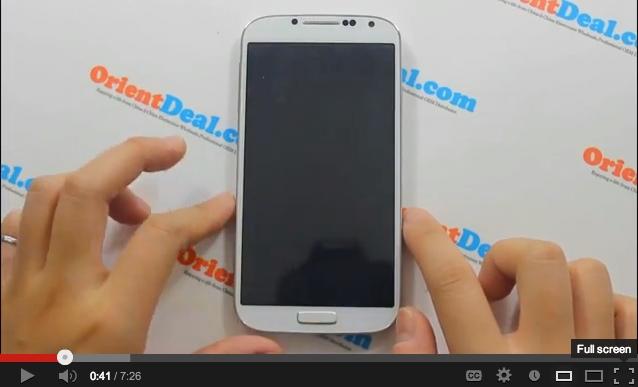 OrientPhone i9550S