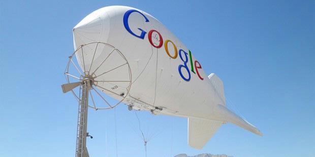 google wifi balloons