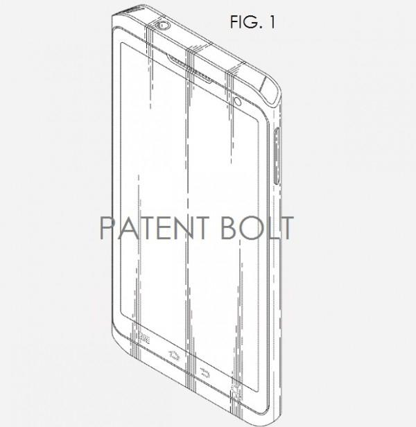 patente samsung galaxy s5