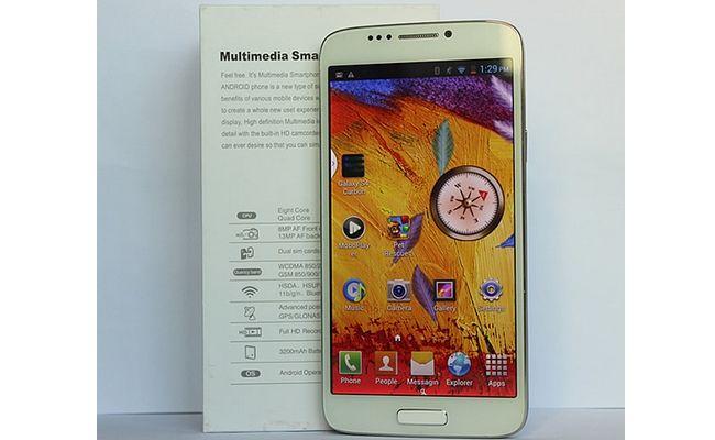 Galaxy Note 3 Clone: Octa Core OrientPhone N9800 N3 GPS ...