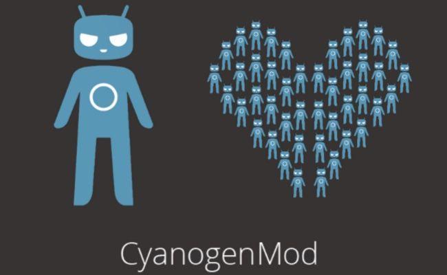 CyanogenMOD Shaume