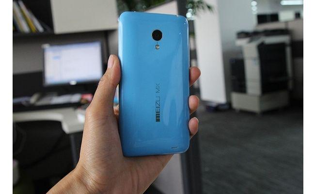 Meizu MX3 azul