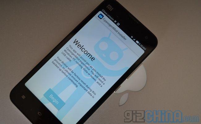 Cyanogenmod app
