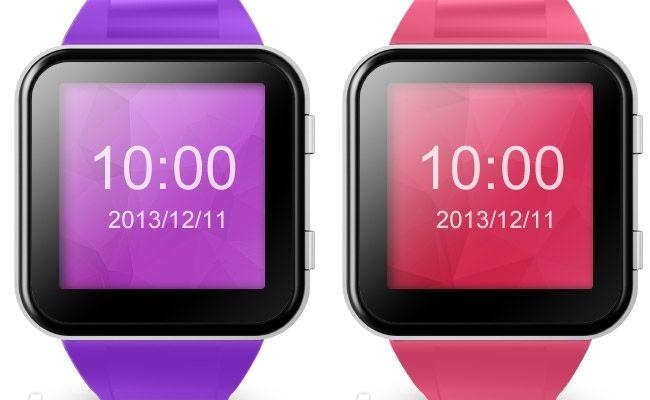 Geek smartwatch