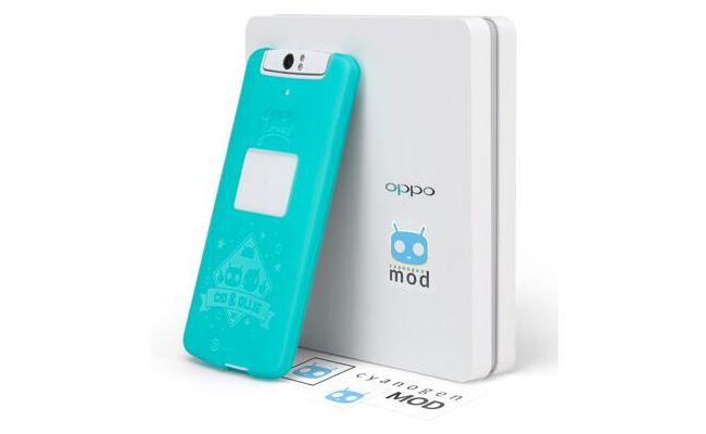 Oppo N1 CyanogenMOD