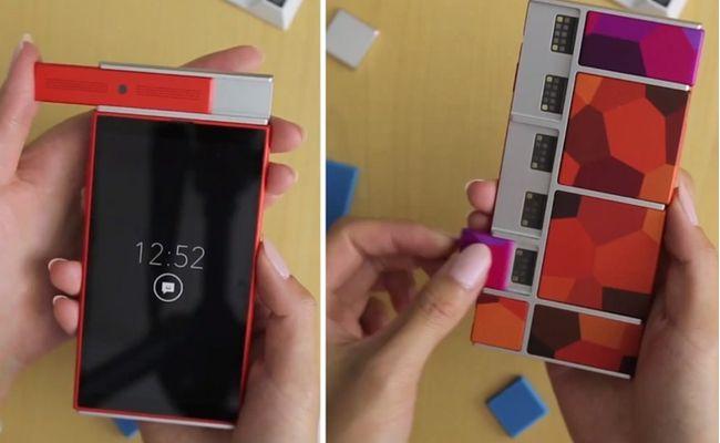 Xiaomi proyecto ara