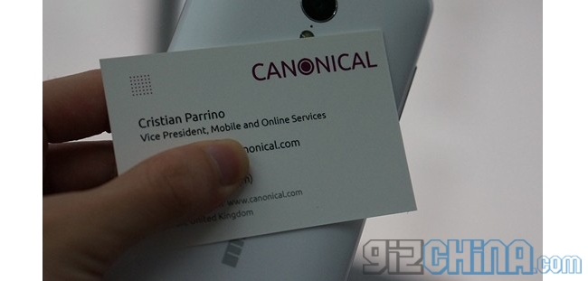 Meizu MX3 Canonical
