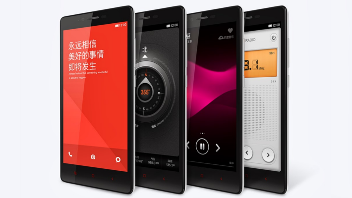 XiaomiRedmiNote