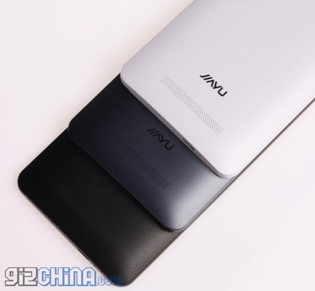 El JiaYu S3 estará disponible en tres colores diferentes - GizChina ...