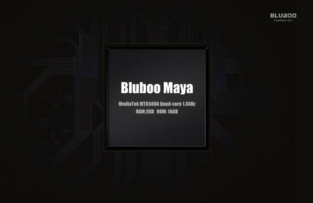 Bluboo Pronto Lanzara Un Nuevo Gama Baja El Bluboo Maya