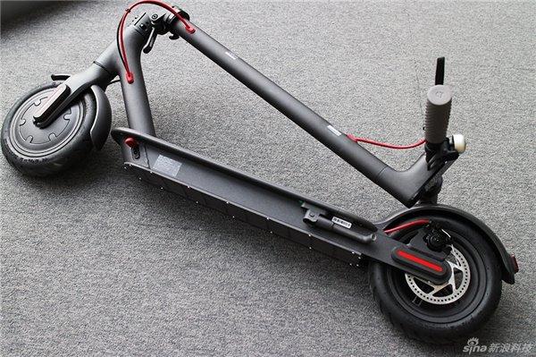 Resultado de imagen de xiaomi scooter