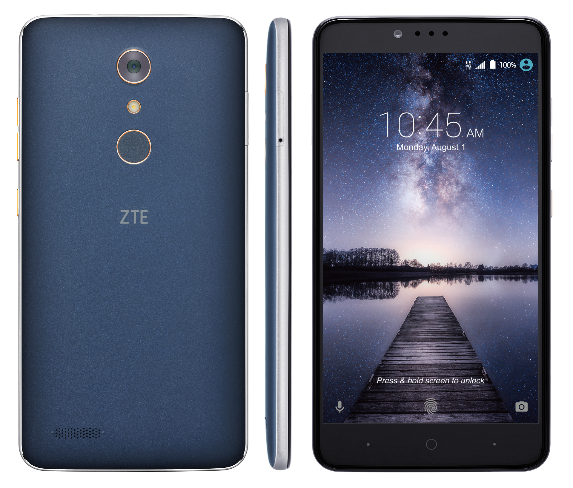 know because zte zmax pro 2017 test