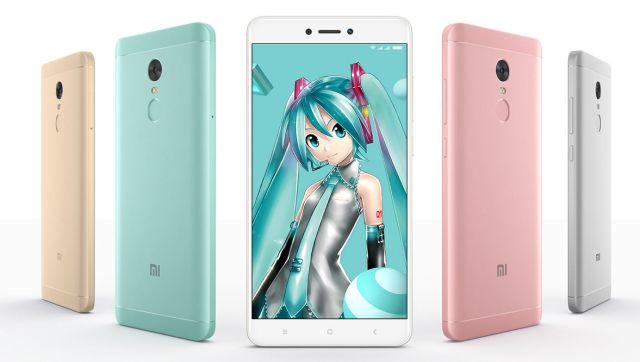 Xiaomi-Redmi-Note-4X-Hatsune-Miku-1