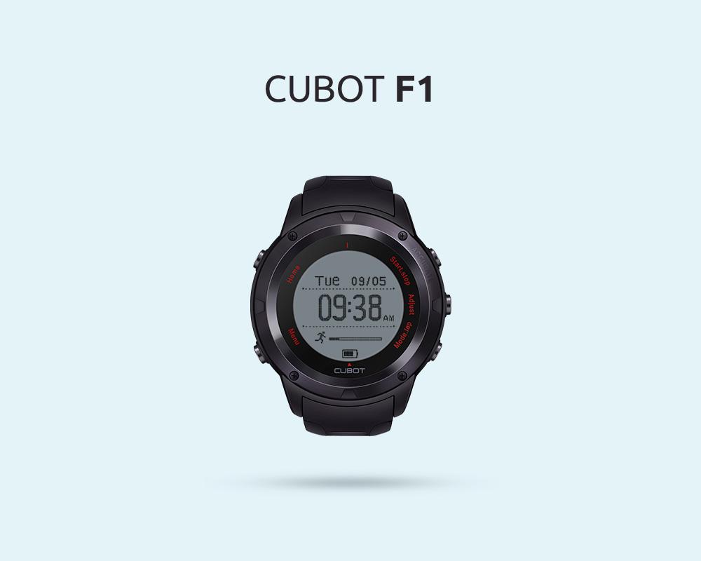 Cubot F1.