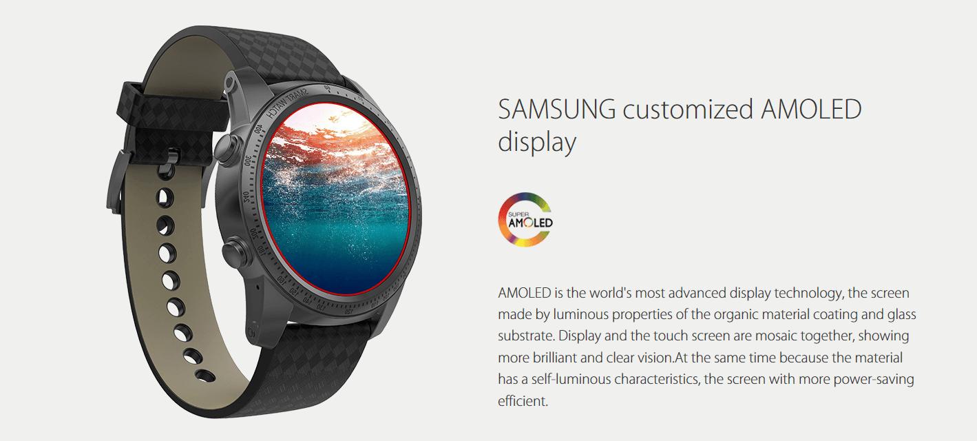AllCall W1: Es el primer reloj inteligente de la firma asiática que ...