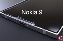Nokia 9 2)