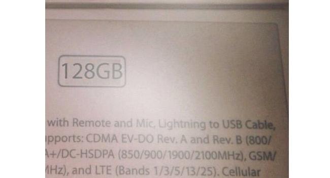 iphone 5s 128 gb