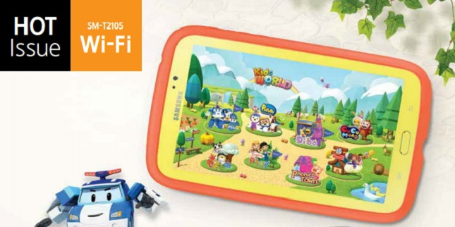kids galaxy tab 3