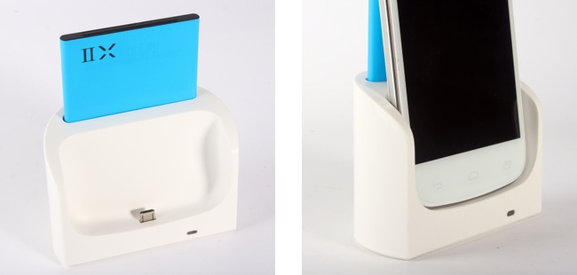 UMi X2 dock charger