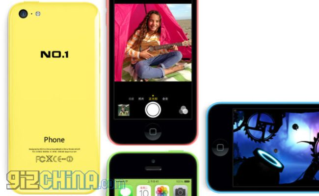 iphone 5c clones