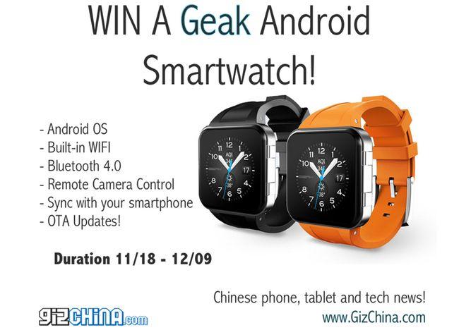 smartwatch geak