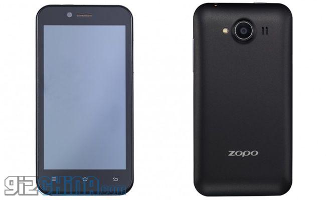 Zopo ZP600+ 3D