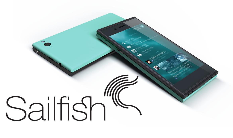 Jolla Sailfish OS
