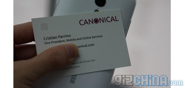 Meizu MX3 Canonical