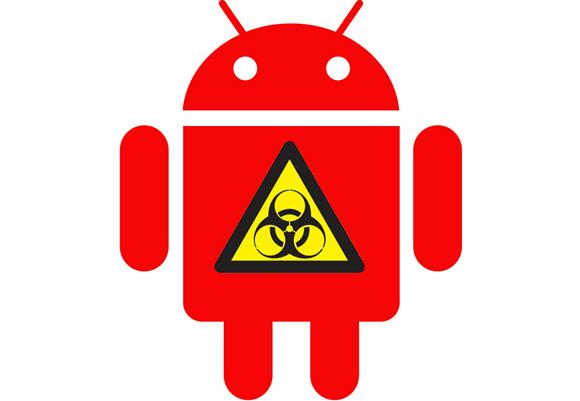 Android infectado