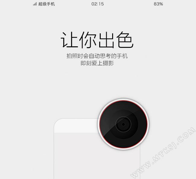 El LeTV podría tener una cámara principal de 21 megapíxeles