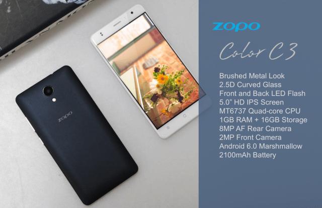 Zopo Color F2, F5 y C3 (2)