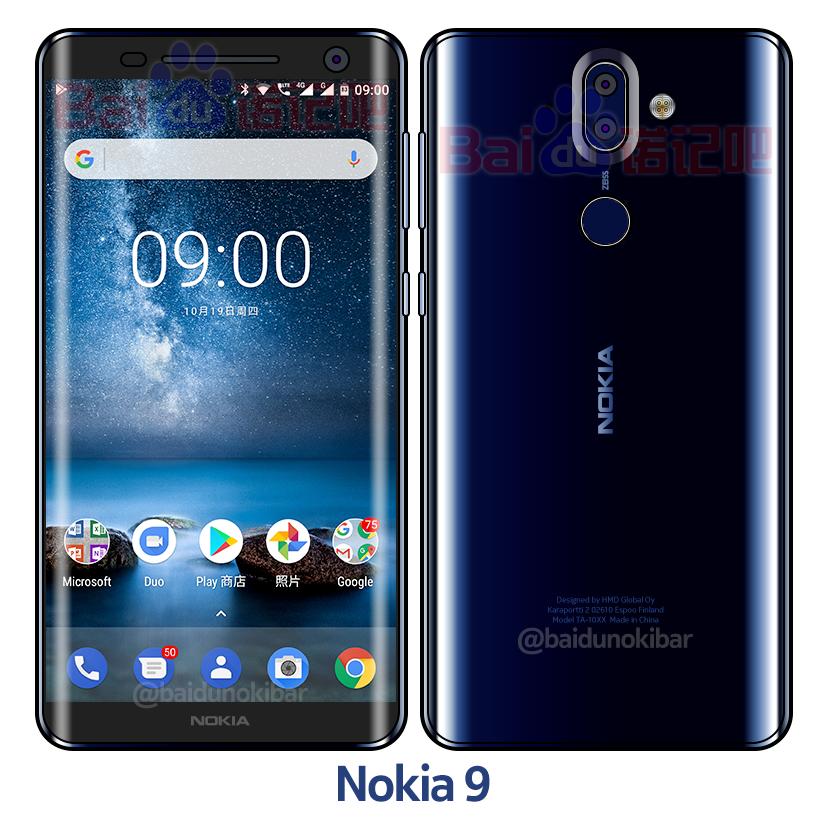 Nokia9)