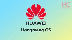 El sistema operativo de Huawei llegará en otoño y es compatible con las aplicaciones de Android