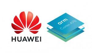 Según un informe, ARM podría suspender relaciones con Huawei afectando la producción de sus chipsets Kirin