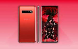 Samsung Galaxy S10 y S10 + viene con una nueva variante de color Cardinal Red