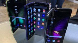 Luego de haber sido pospuesto el Samsung Galaxy Fold será presentado oficialmente el 27 de septiembre